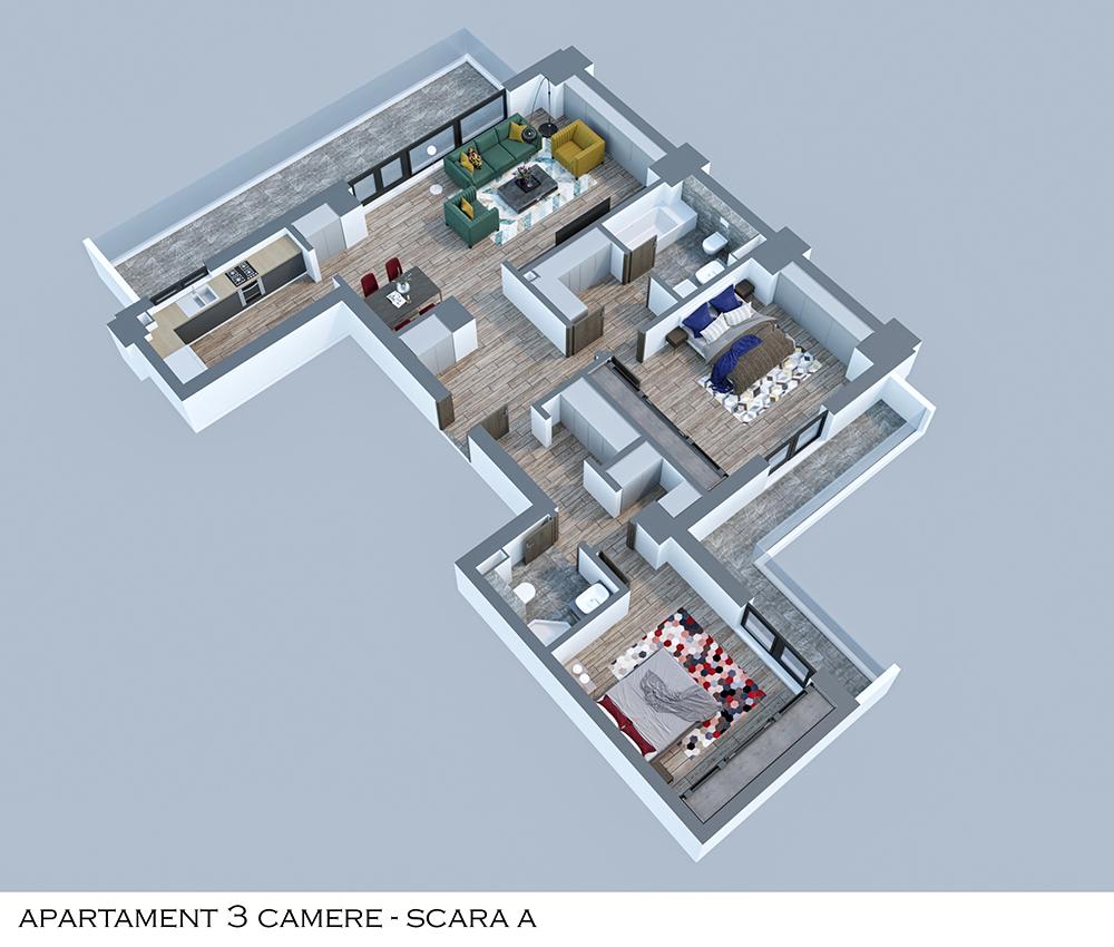 Apartament-3cam_A_2