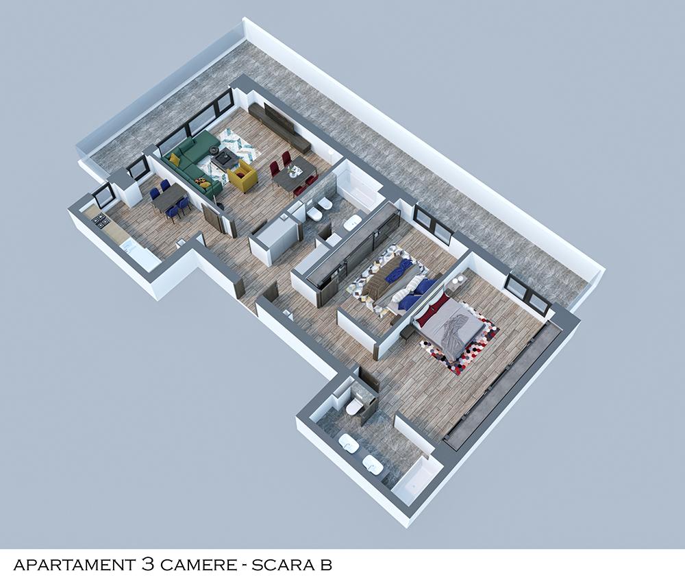 Apartament-3cam_B