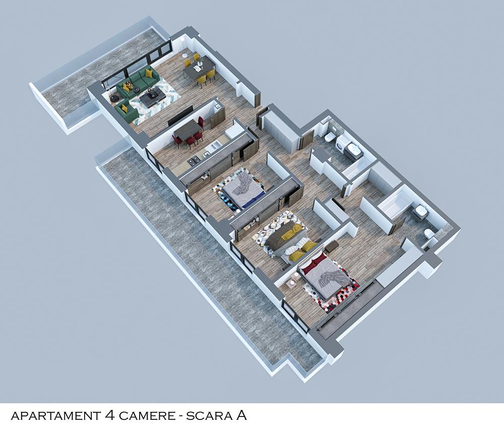 Apartament-4cam_A_2