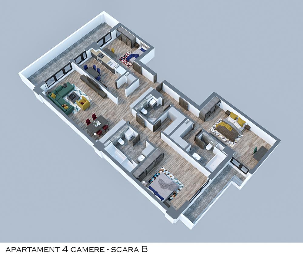 Apartament-4cam_B