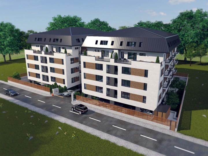 Complex Rezidential - Apartamente Bucuresti - Salubritatii - Baneasa - Henri-Coanda